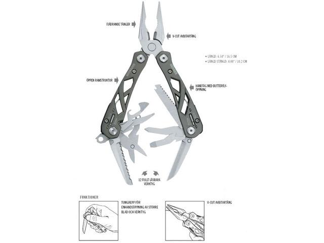 Gerber Suspension Multi-Plier BLACK